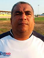 ALVARO MORON Atletismo Riohacha