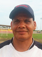 CARLOS PINEDO Atletismo Riohacha