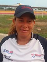 ORLEIDA CARO Atletismo Riohacha
