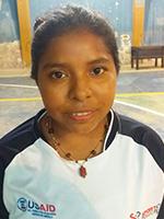 agustina uriana Voleibol Sentado Riohacha