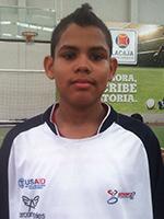 diego san juan Voleibol Sentado Santa Marta