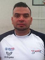 fabian zapata Voleibol Sentado Santa Marta