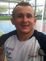 robert ortiz Voleibol Sentado Santa Marta