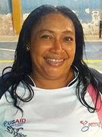 yasira arias Voleibol Sentado Riohacha