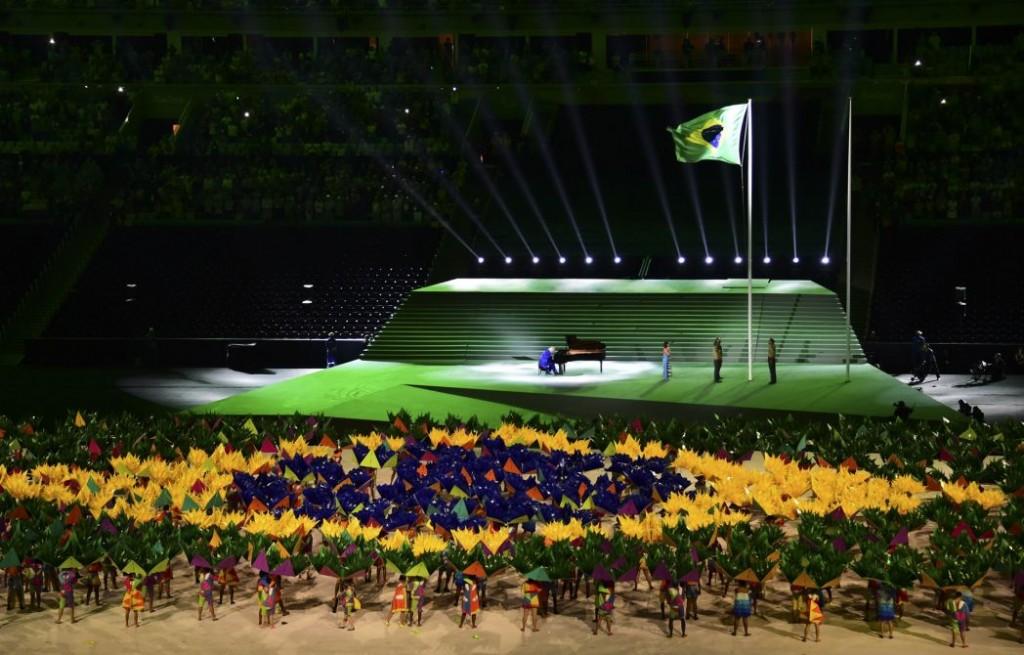 Rio 2016 participacion