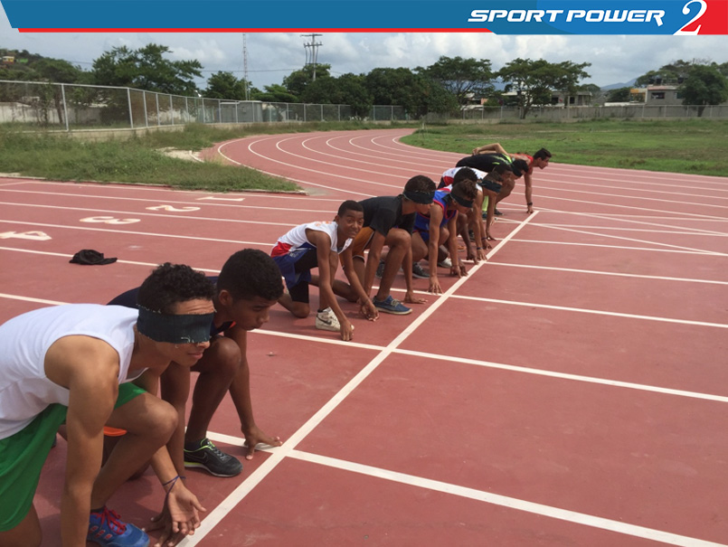 Festival de Atletismo Santa Marta