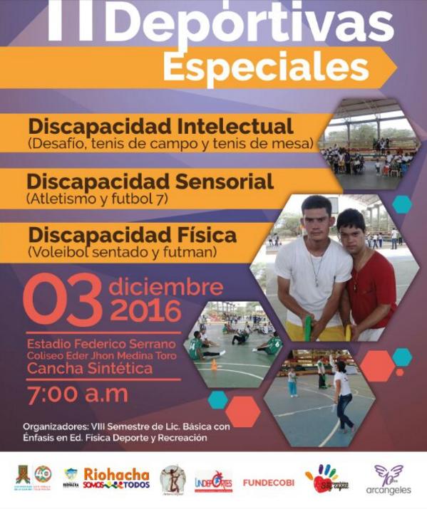 Día internacional de la discapacidad en Riohacha (1)