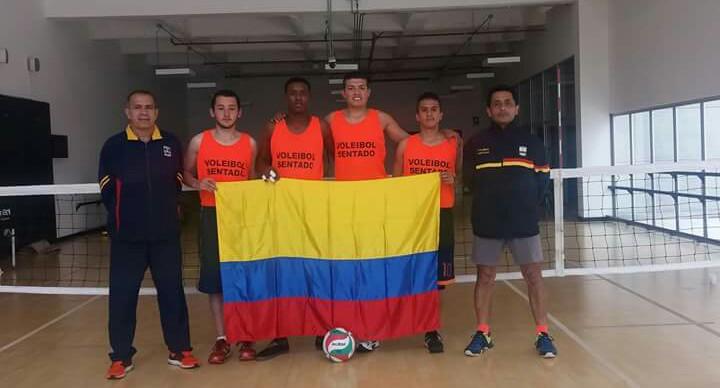 Marlon Ospina goalball SportPower2