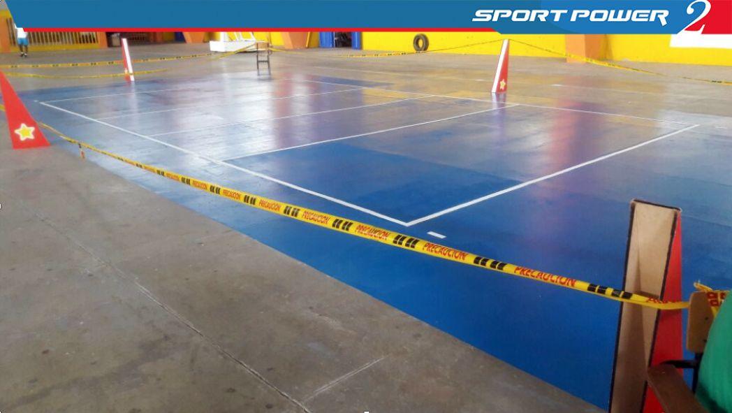 Mantenimiento Cancha De Voleibol Cartagena