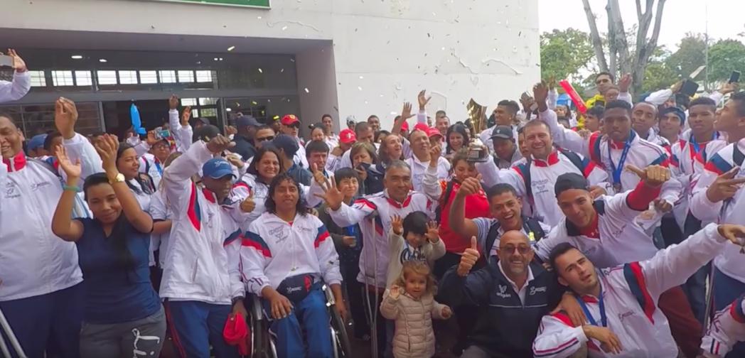 Festival de Verano Paralímpico muestra de inclusión colombiana