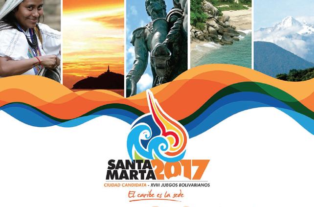 Presencia de SportPower2 en Juegos Bolivarianos 2017