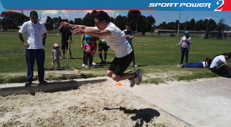 Familias SportPower2 tienen su espacio de inclusión en Torneo familiar de Atletismo Adaptado (1)
