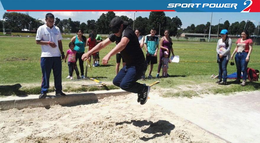 Familias SportPower2 tienen su espacio de inclusión en Torneo familiar de Atletismo Adaptado (4)