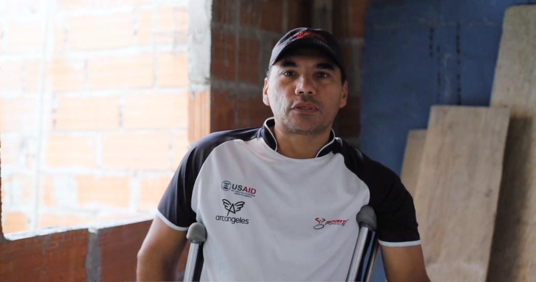 Un proyecto que se fortaleció en SportPower2 y que busca promover la inclusión laboral de personas con discapacidad en Cartagena