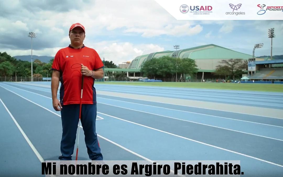 Cuando una puerta se cierra otras se abren, Historia Exitosa de Argiro Piedrahita