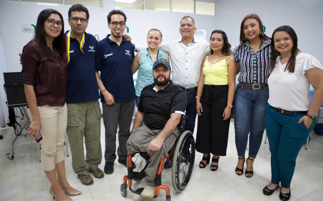Nuevo centro de rehabilitación de Puerto Wilches, beneficiará a más del 90% de los pacientes del municipio