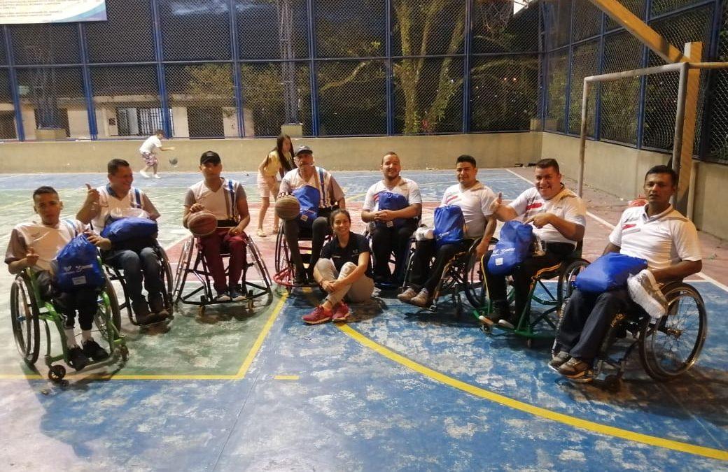 SportPower2 y USAID aportan al crecimiento deportivo de más de 200 personas en cuatro departamentos del país
