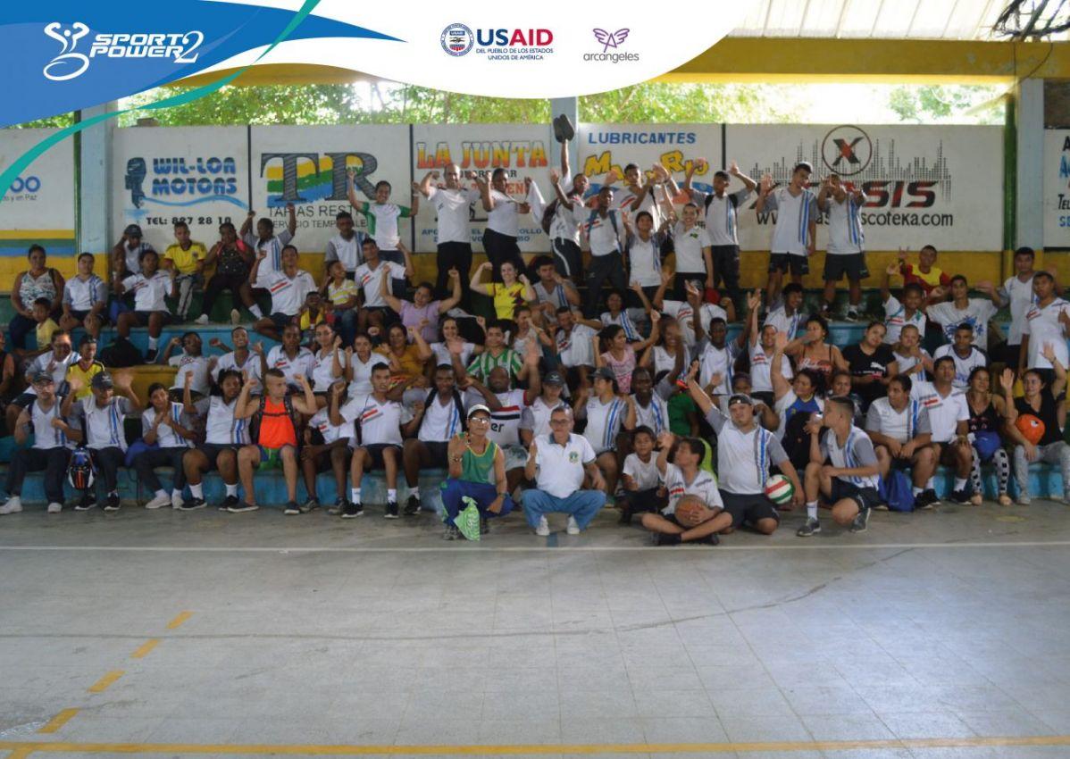 Encuentro Deportivo SportPower2 Turbo Antioquia 2-01