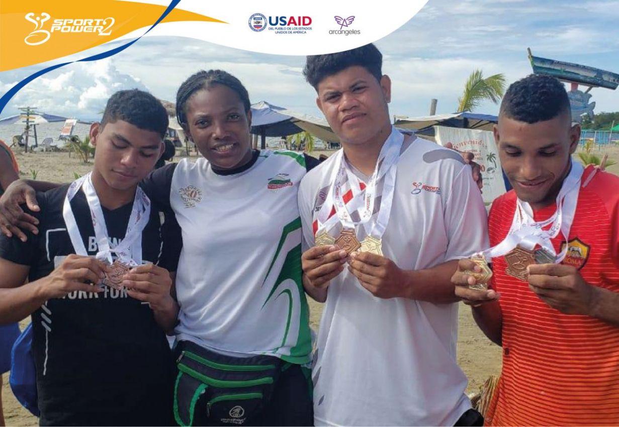 Encuentro Deportivo SportPower2 Turbo Antioquia 3-02