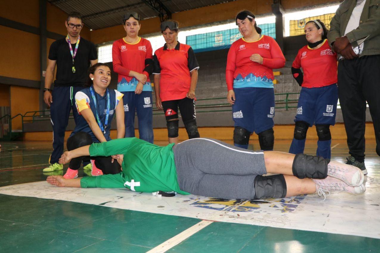 Capacitacion entrenadores SportPower2
