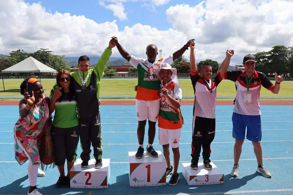 Atletas SportPower2 son protagonistas en justas deportivas en todo el territorio nacional