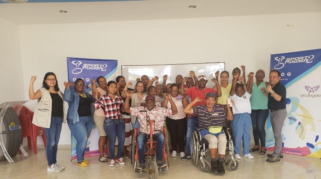 Continúa el trabajo junto a la población con discapacidad para la construcción de políticas públicas de calidad