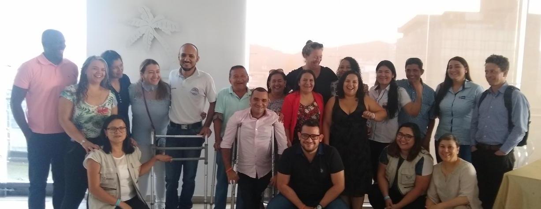 USAID acompaña procesos en diferentes territorios del país con presencia de SportPower2