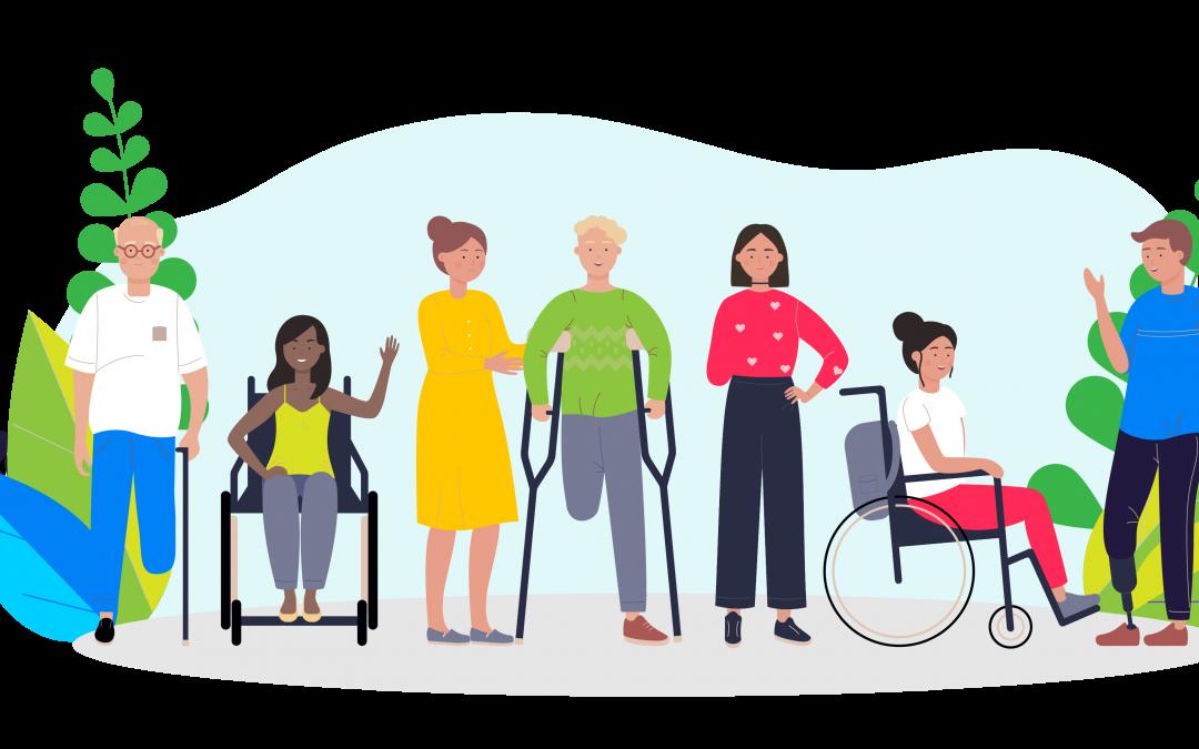 Recomendaciones sobre cuáles deben ser los Ajustes Razonables en personas con discapacidad física