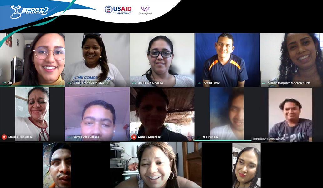 """SportPower2 realizó curso de """"habilidades socioemocionales para la empleabilidad de personas con discapacidad"""""""