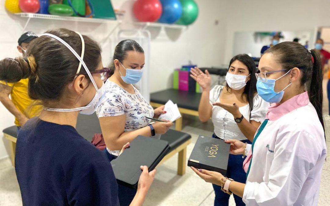 Apertura de nuevos servicios de rehabilitación en Ciénaga y San Vicente del Caguán
