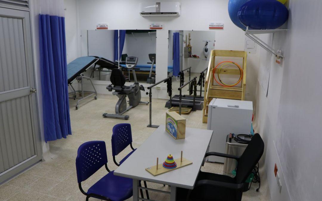 Con el apoyo de USAID y Fundación Arcángeles, Hospital ESE San Sebastián de Necoclí da apertura a nuevos servicios de rehabilitación