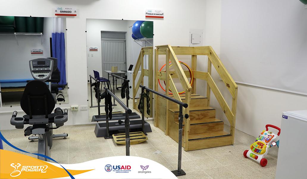 Servicio de rehabilitación en Necocli - Antioquia